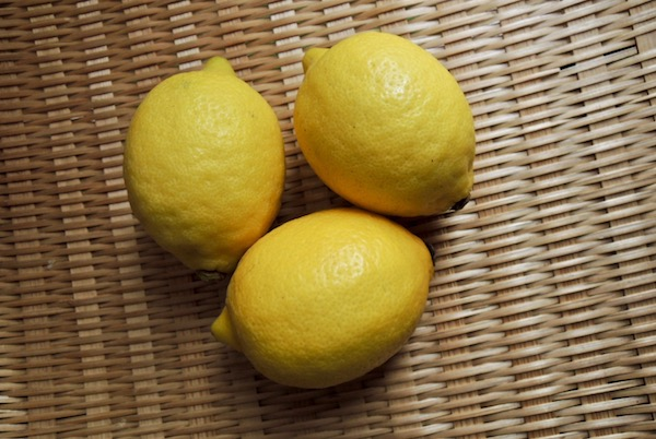 無農薬栽培レモン オーガニック