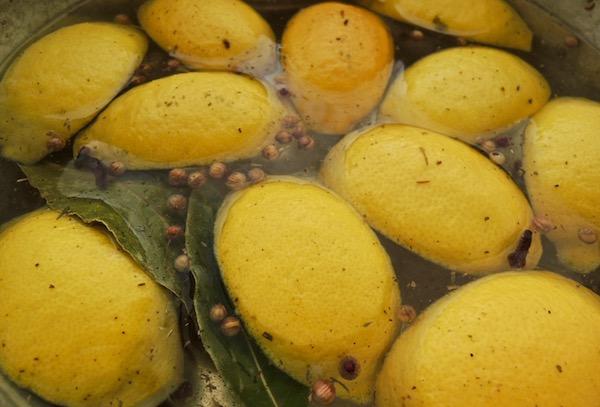 レモンコンフィ 無農薬栽培 オーガニック