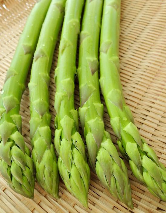 オーガニック野菜 アスパラガス 極太