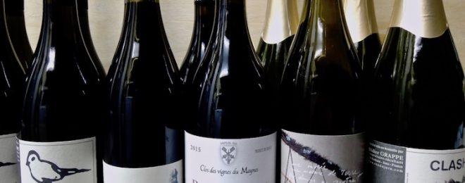 オーガニックワイン フランス産