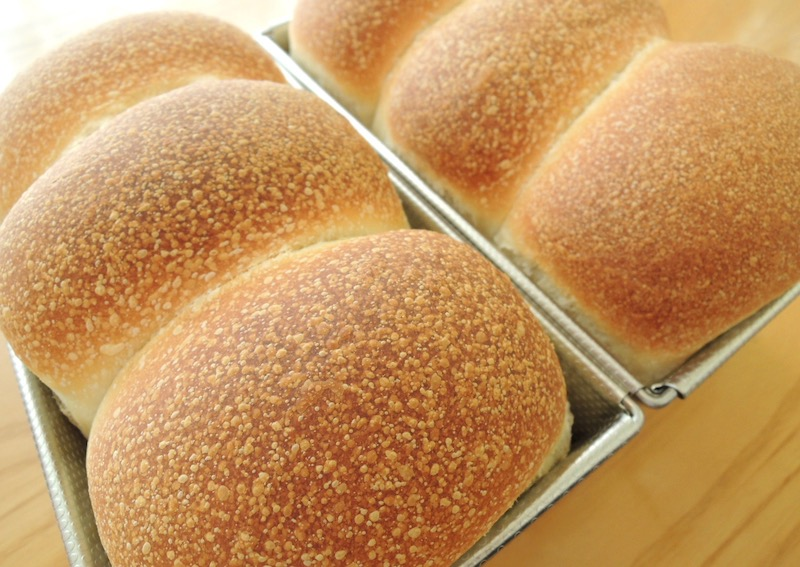 国産小麦 天然酵母(味噌玄米) 食パン