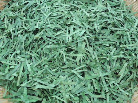 柿の葉茶 カット3