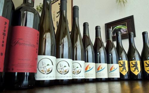オーガニックワイン ビオ 自然派 フランス産