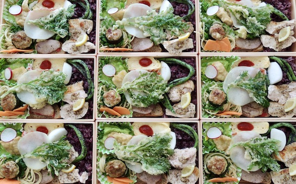 那須野菜 お弁当