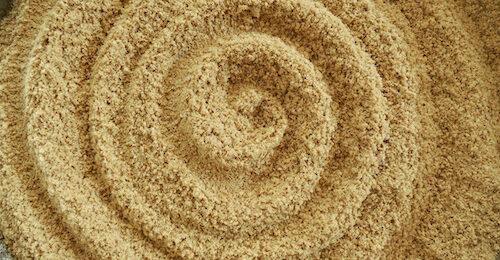 米糠 煎りたて 香ばしい